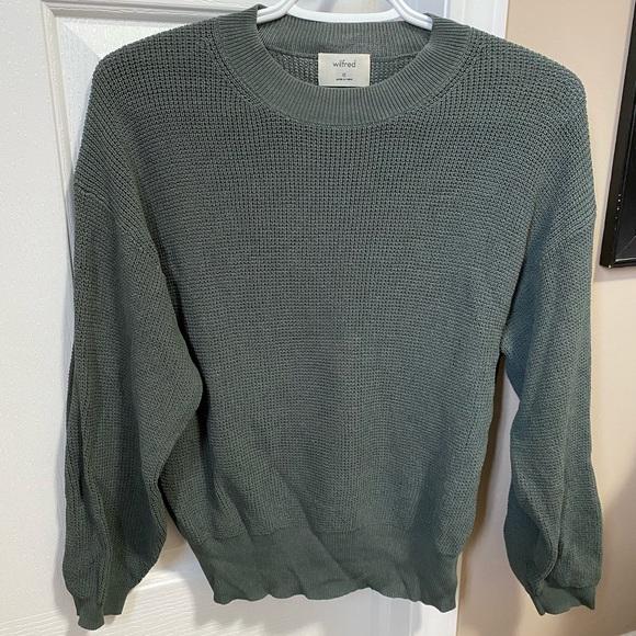Aritzia Sagesse Knit Sweater